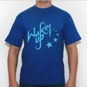 Wake-Up - Camiseta calidad 180 gr/m2 Russell 180